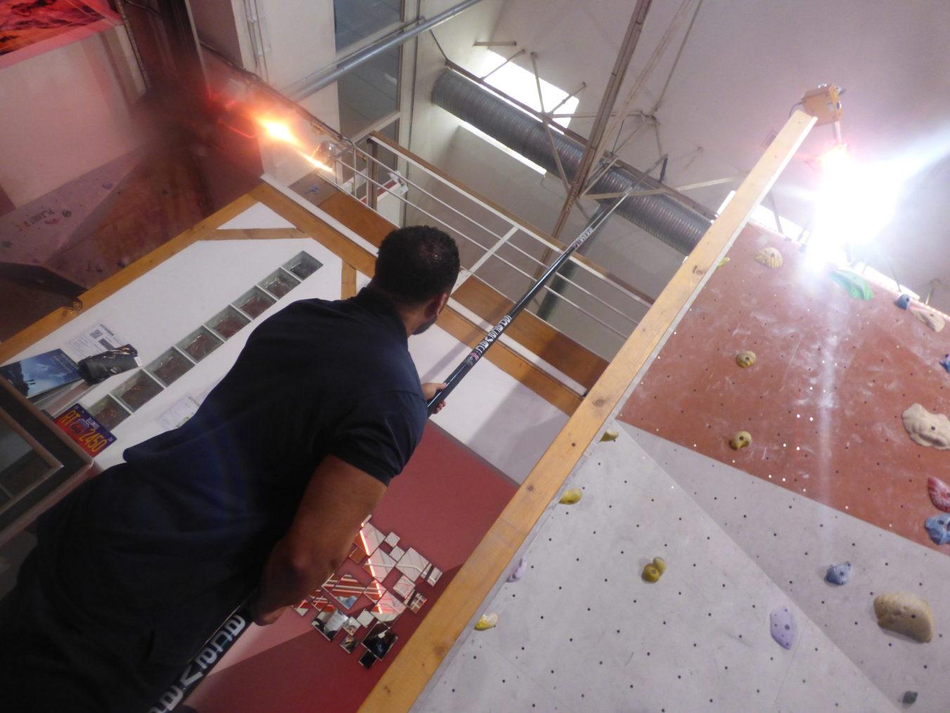 France Climbing Centre