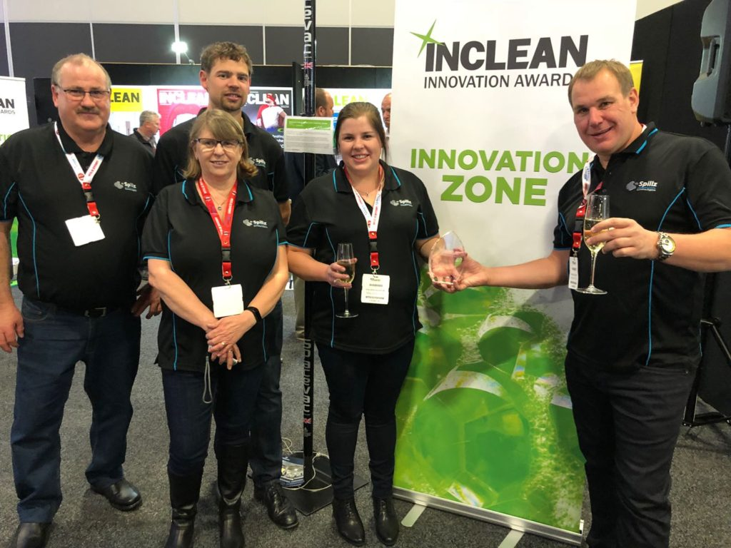 SpaceVac Win Innovation Award for Cleaning Equipment
