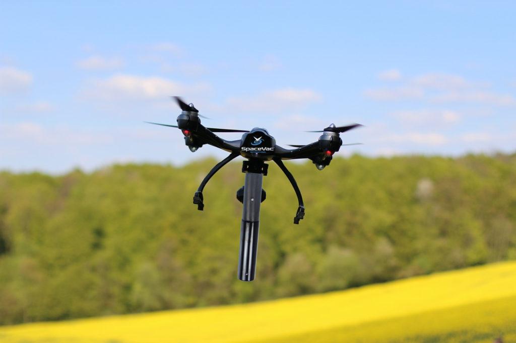 SpaceVac Drone